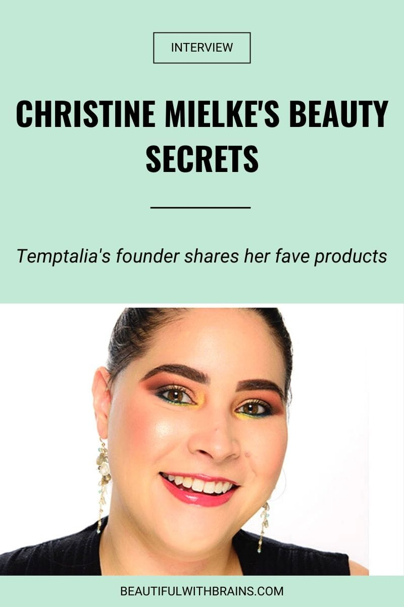Christine Mielke interview