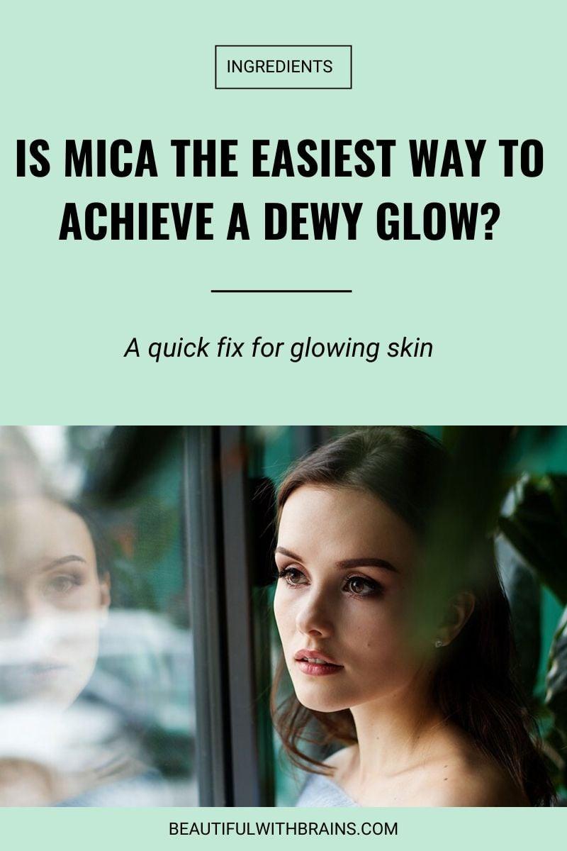 mica skincare benefits