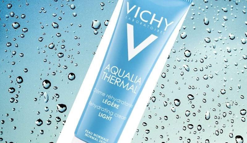 vichy aqualia thermal light cream review
