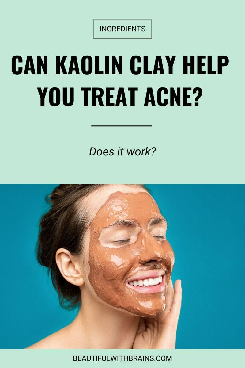 kaolin clay skincare