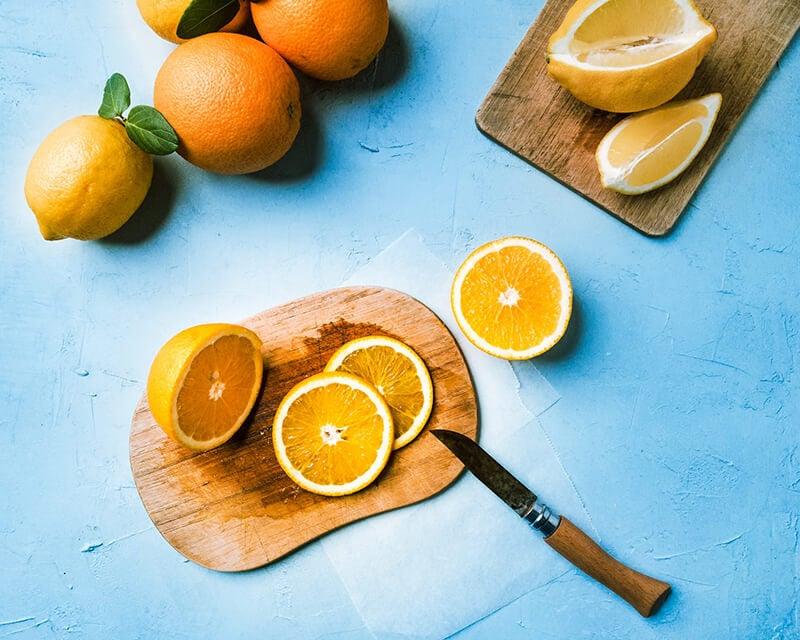citrus acid in skincare