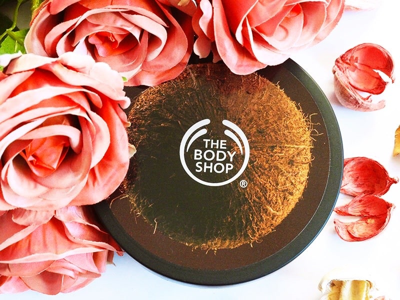 the body shop coconut body butter review 01