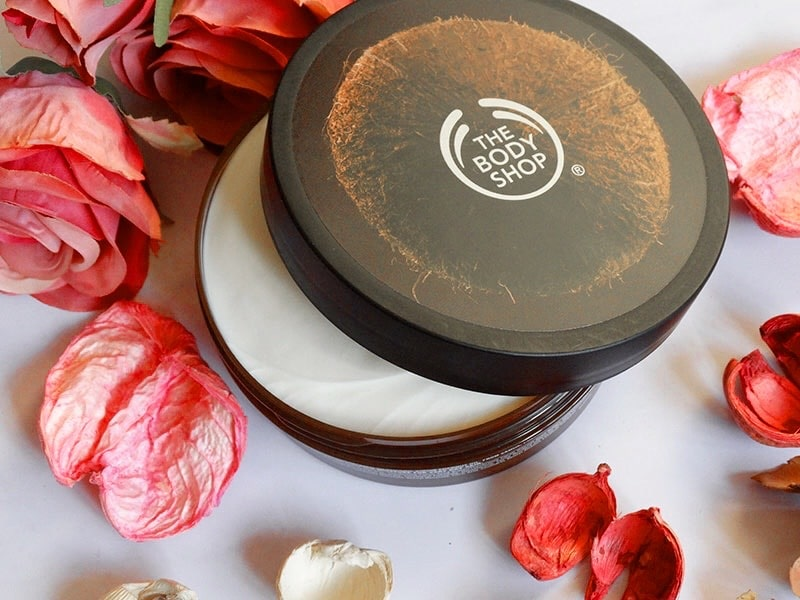the body shop coconut body butter review 02