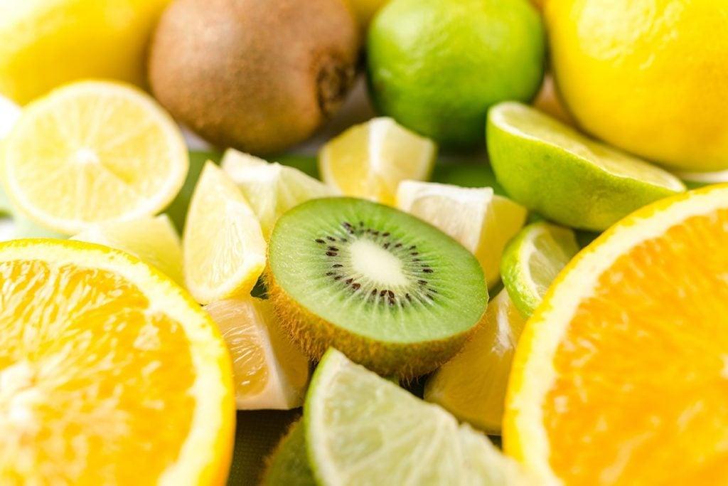 types of vitamin c used in skincare