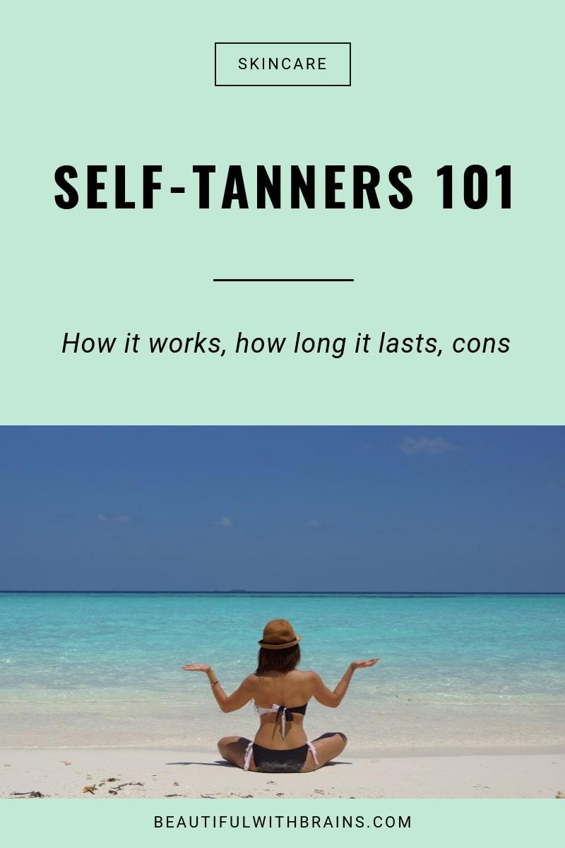 self-tanners 101