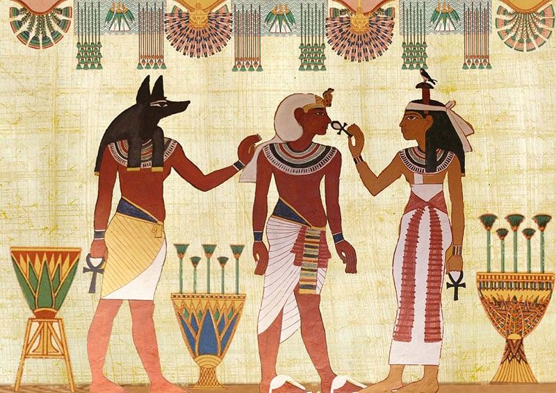 ancient Egyptians beauty