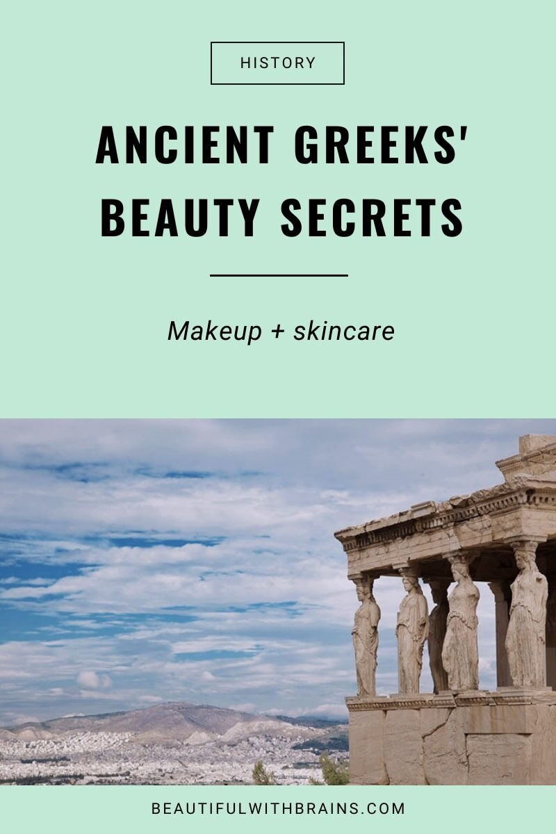 the beauty secrets of the ancient greeks