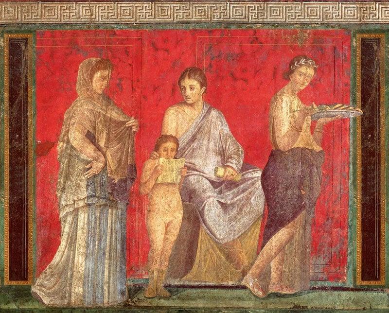 beauty secrets ancient romans