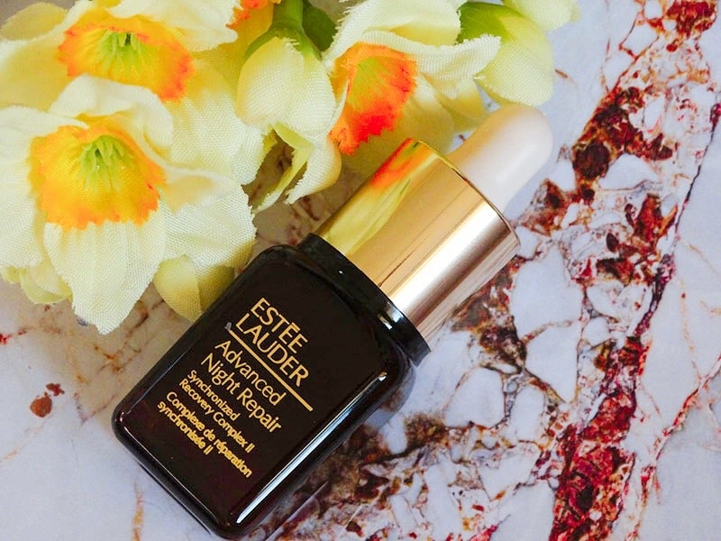 estee lauder advanced night repair II review