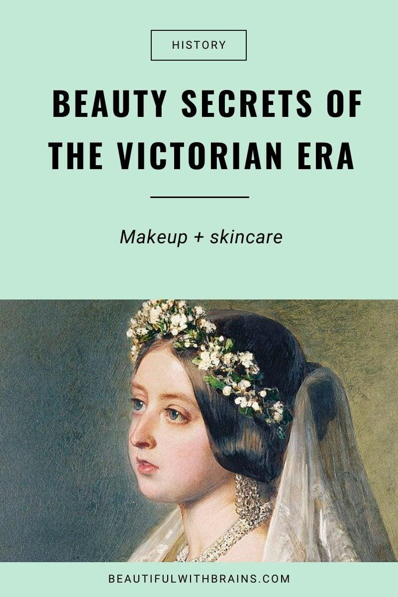 victorian era beauty secrets