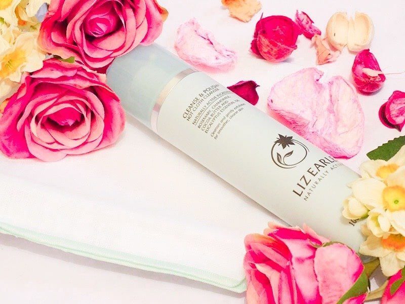 review liz earle cleanse and polish hot cloth cleanser 02