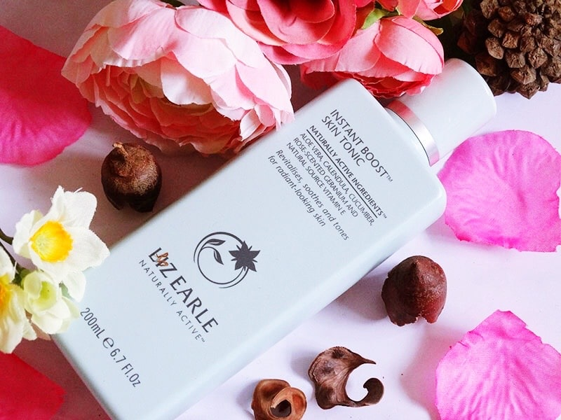 review liz earle instant boost skin tonic