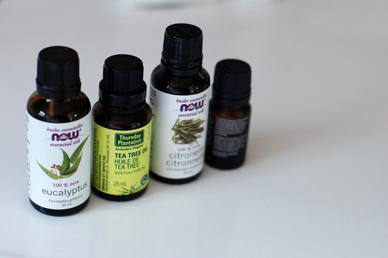 tea tree oil natural acne treatment
