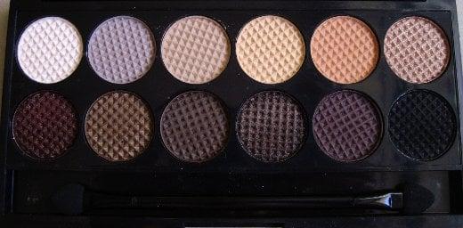 sleek au naturel eyeshadow palette 02