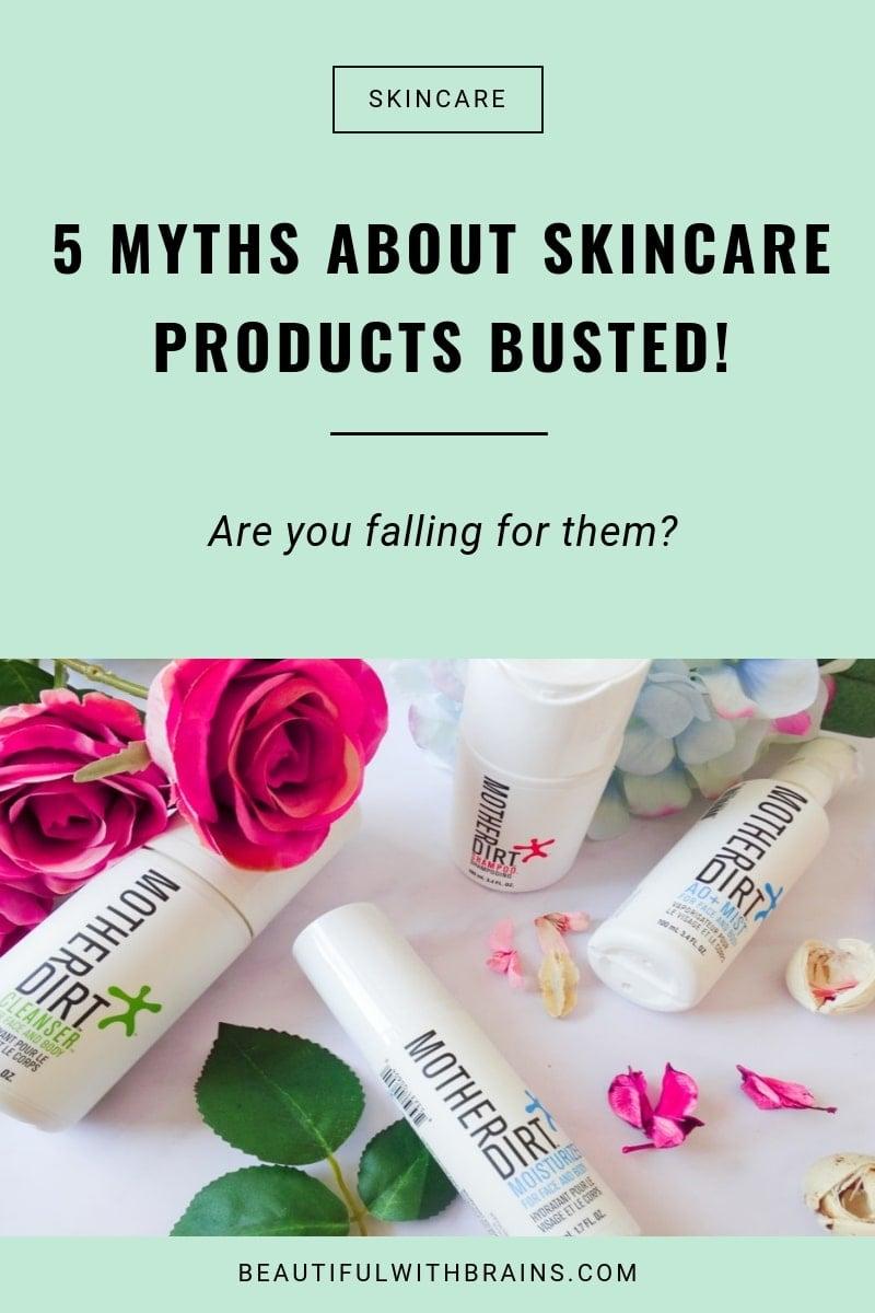 محصولات اسطوره محصولات مراقبت از پوست