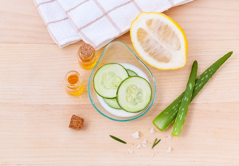 how to make your own skincare products