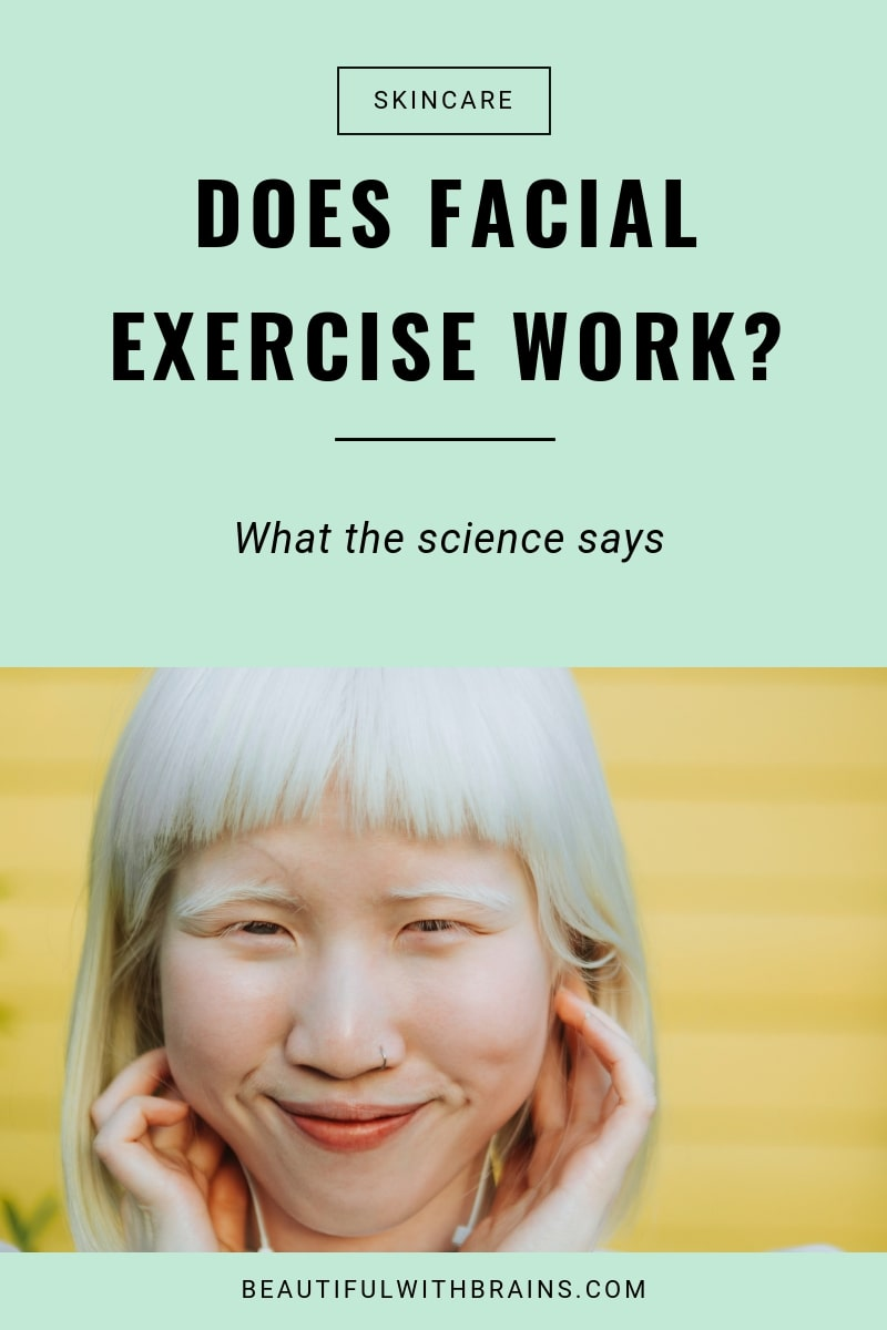 does facial exercise work