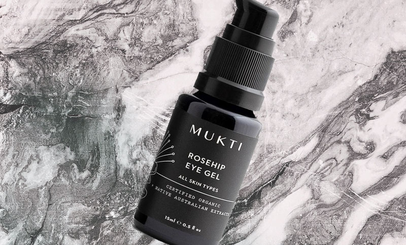 Mukti Rosehip eye gel review