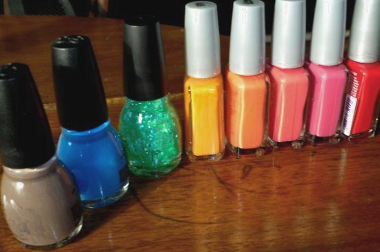 best place to store nail polish