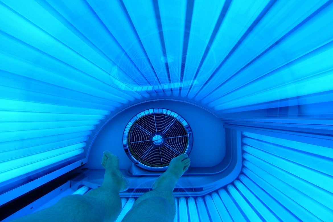 five tanning beds myths