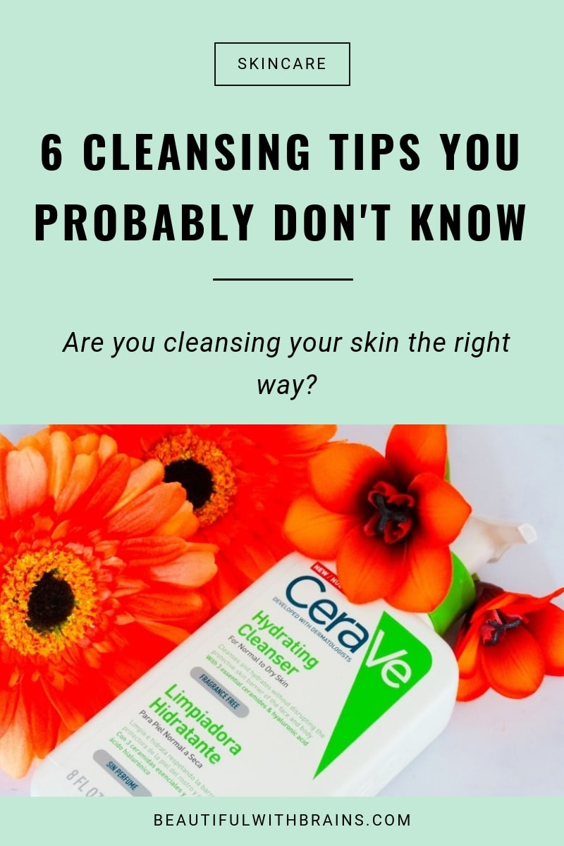 6 best cleansing tips