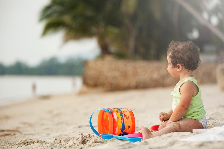 baby sunscreen safe