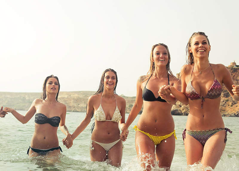 why the idea of a bikini body is ridiculous