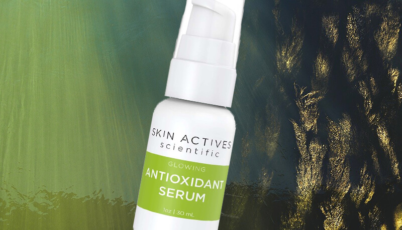 skin actives antioxidant facial serum