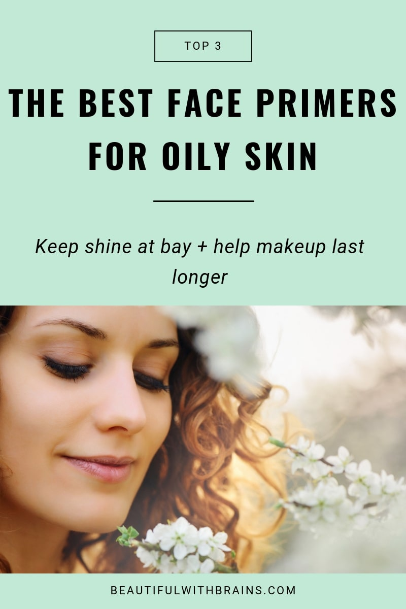 3 best primers for oily skin