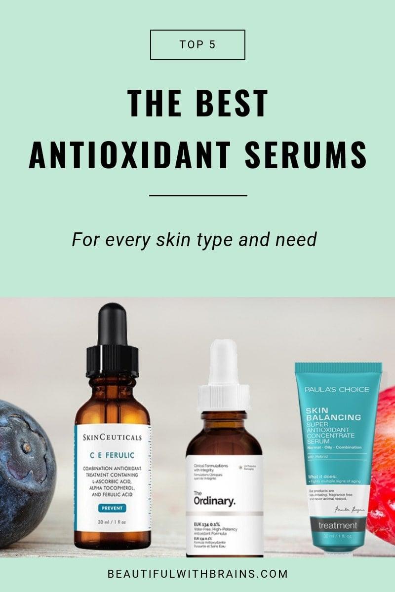 5 best antioxidant serums