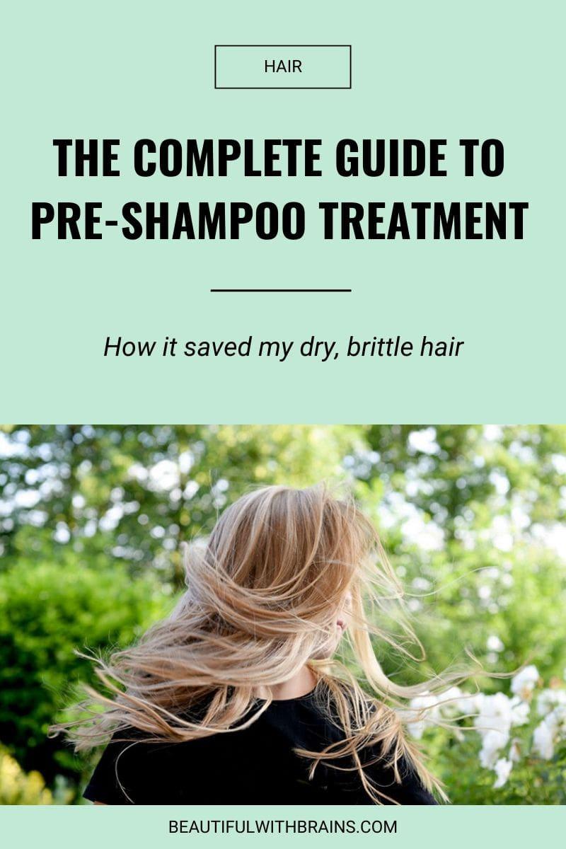 pre-shampoo treatment guide