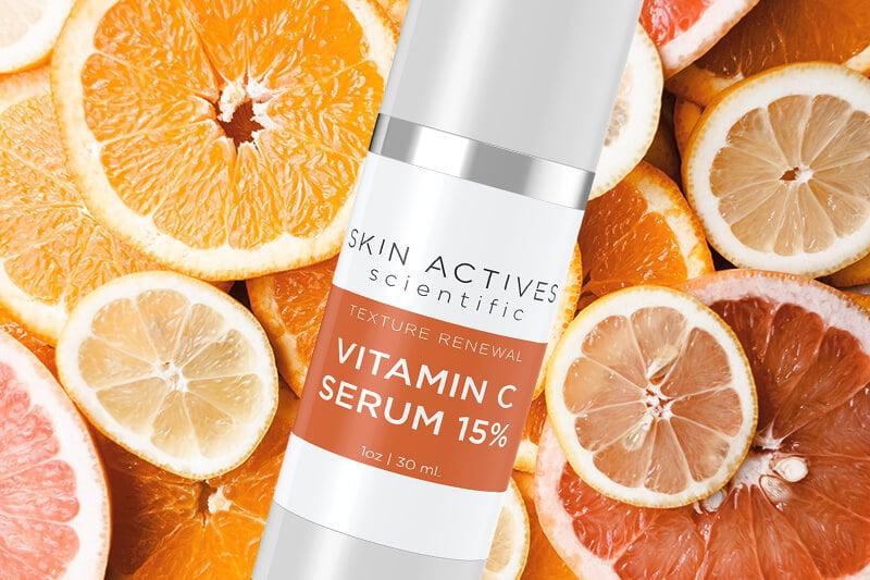 skin actives vitamin c serum 15