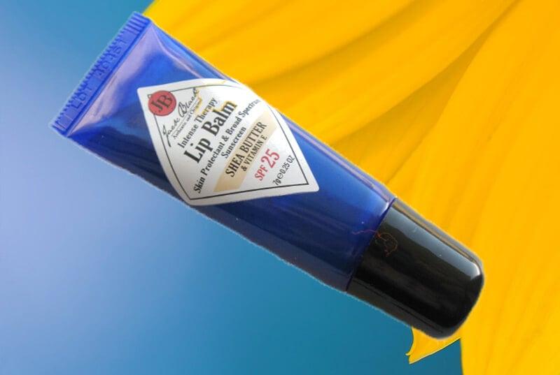 jack black intense lip balm therapy spf 25 review