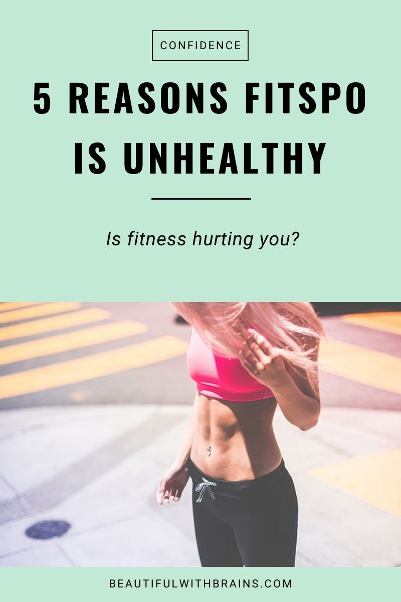 why fitspo is unhealthy