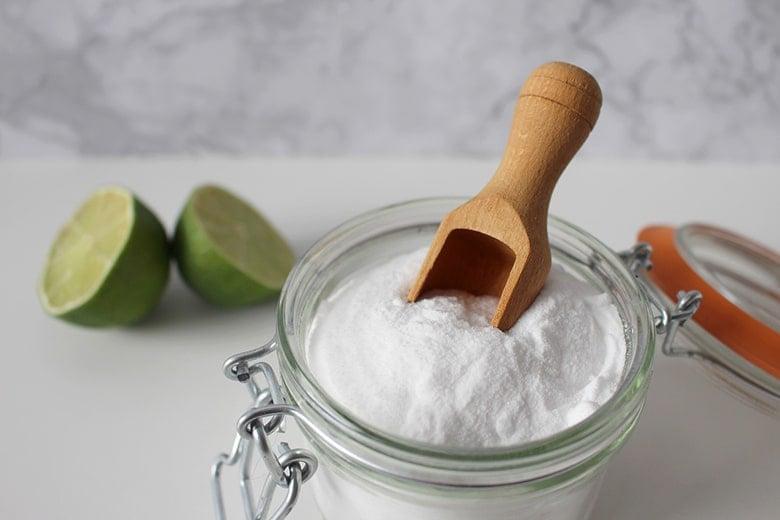 baking soda is not an exfoliant
