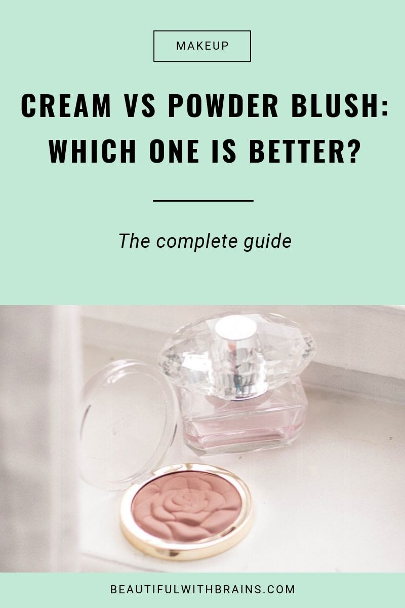 better powder or cream blush