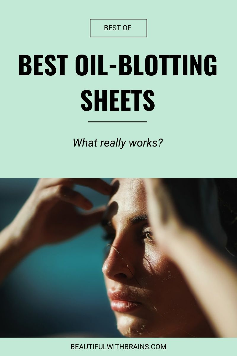 best oil blotting sheets