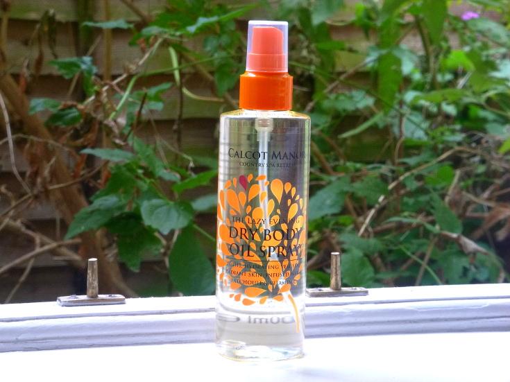 calcot manor dry body oil spray 01
