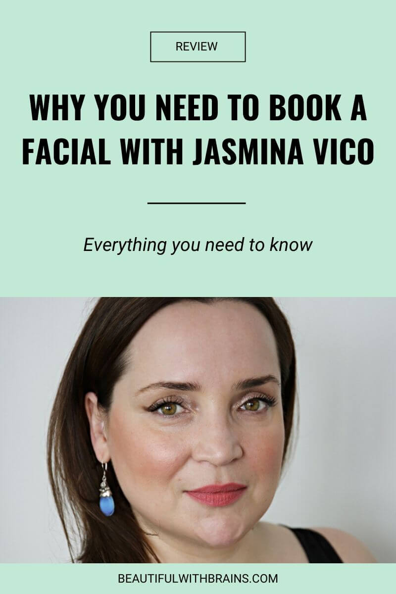 jasmina vico facial review