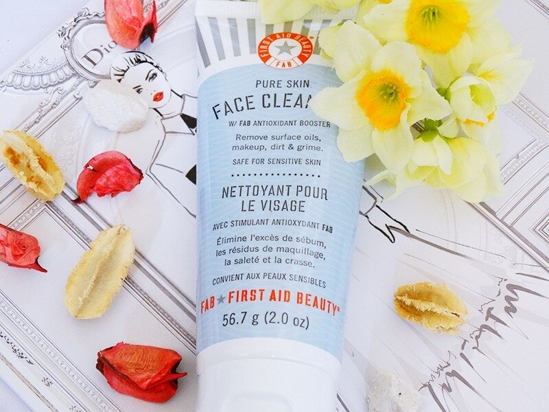 review first aid beauty with fab antioxidant booster