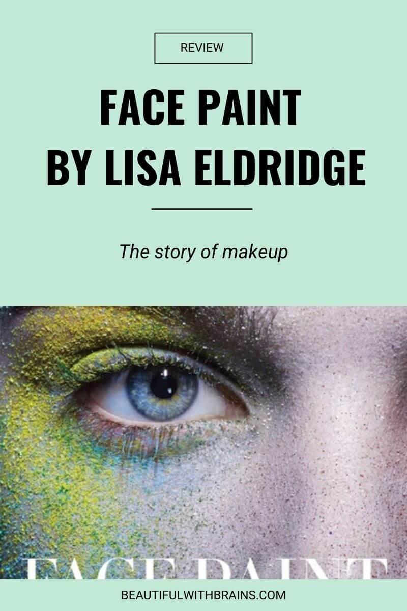 lisa eldridge face paint book review
