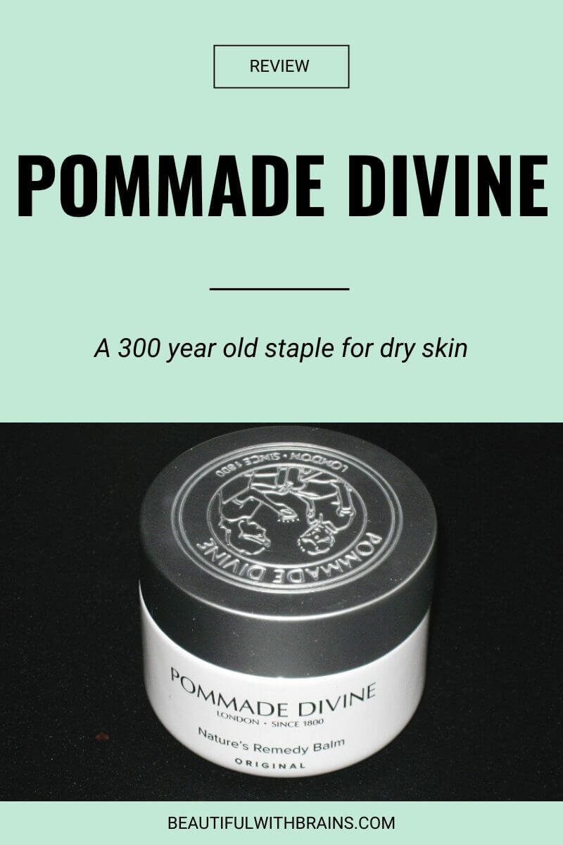 pommade divine review