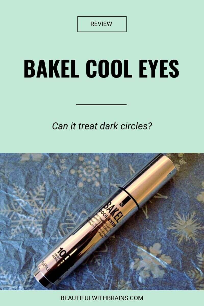 bakel cool eyes review