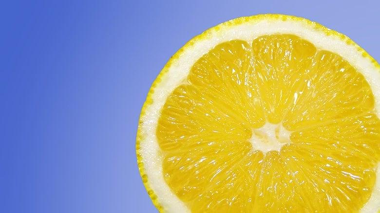 lemon juice in skincare is bad for skin