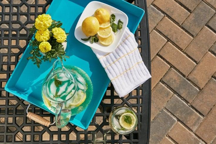 lemons in skincare