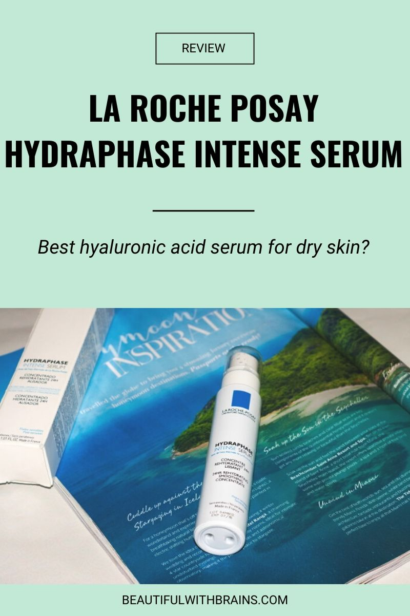 la roche posay hydraphase intense serum review