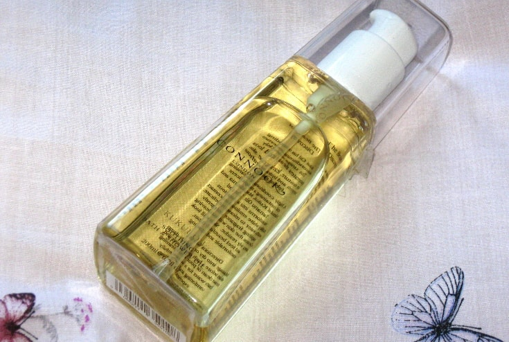 connock london kukui oil soothing bath and shower oil
