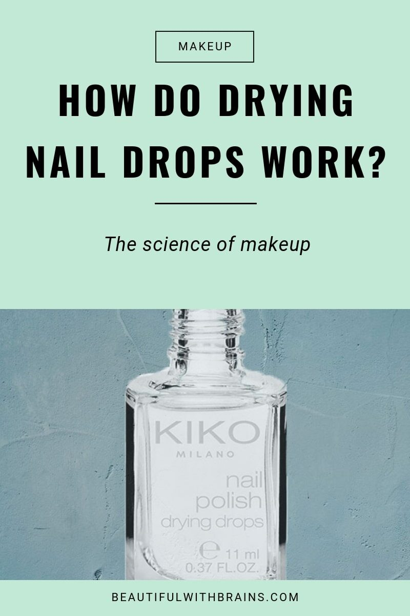 how nail drops work