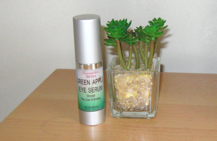amaranthine green apple eye serum