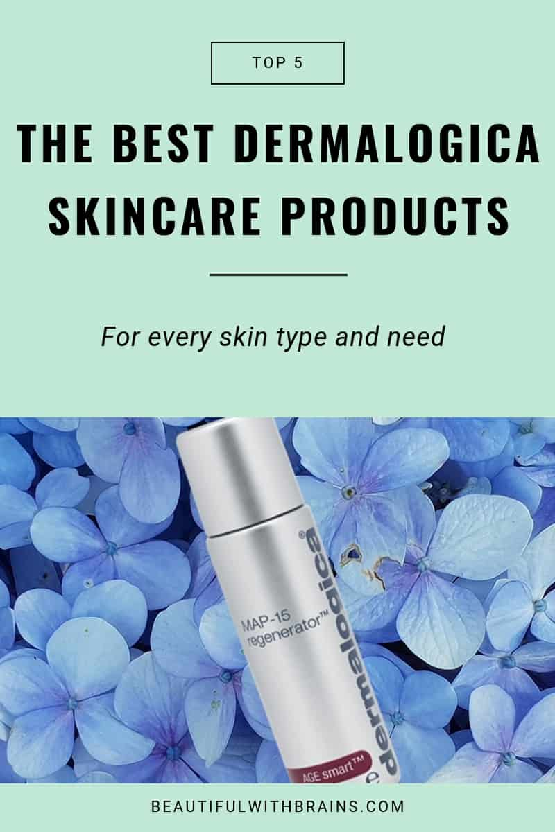the best dermalogica products
